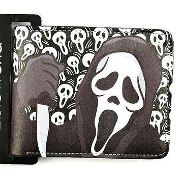 Star Wars Force Episode 1 2 3 4 5 DC cartoon wallet /  / Zombie / all kinds of games purse / oyster license wallet men wallet card holder AT_72_6
