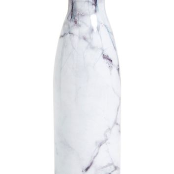 S'well 'White Marble' Insulated Stainless Steel Water Bottle | Nordstrom