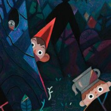 Over The Garden Wall #1 Ongoin - Corey Booth BOOM!  COMICS VARIANT COMIC