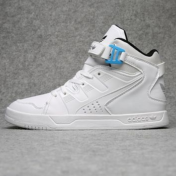 Adidas MC-X1 High leather casual sports shoes