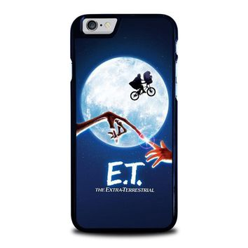 e t alien iphone 6 6s case cover  number 1