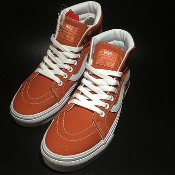 CREYONS Trendsetter Vans SK8-Hi Old Skool Canvas Ankle Boots Flat Ankle Boots Sneakers Sport S