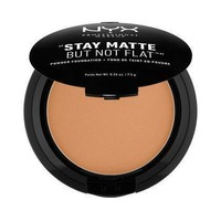 NYX Stay Matte But Not Flat Powder Foundation - Chestnut - #SMP15