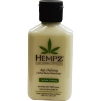 Age Defying Herbal Body Moisturizer 2.25 Oz