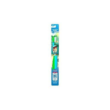 Oral-B Pro-Health Stages Kids Manual Toothbrush Featuring Disney Jake And The N