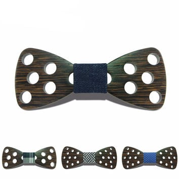 Apostyles: Handmade Wooden Bow-ties