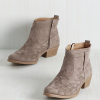 More Austin Than Not Bootie | Mod Retro Vintage Boots | ModCloth.com
