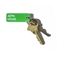 The Sorority House Key Tag - Alpha Epsilon Phi
