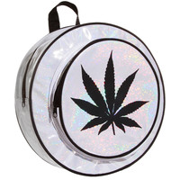 WEED HOLOGRAM BACKPACK - PREORDER