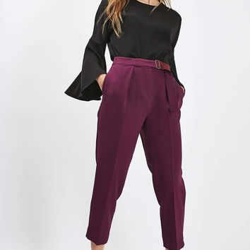 Slider Utility Peg Trousers - New In This Week - New In