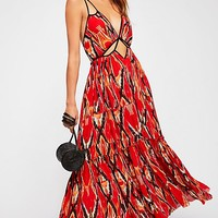 FP One Bird of Paradise Maxi Dress