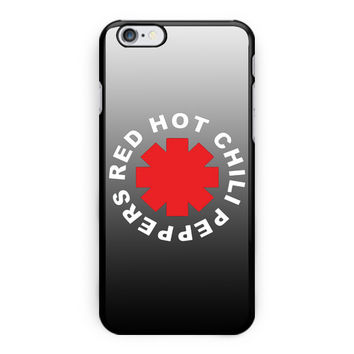 Red Hot Chili Peppers Music Rock iPhone 6 Case