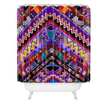 Kris Tate Nebaj Shower Curtain