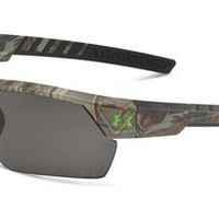 Under Armour Igniter 2.0 Sunglasses - Satin Realtree / Black Rubber Sunglasses with Grey Lens - Price Matching and Free USA Shipping!