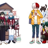 Various clear acrylic stands • Bonjour nini • Tictail