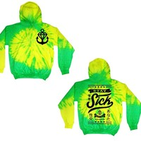 Anchor Tie Dye : SSC0 : Stay Sick Clothing