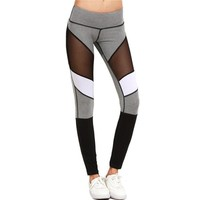 Heather Fitness Workout Leggings