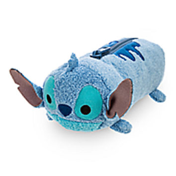 Stitch ''Tsum Tsum'' Plush Pencil Case - 8''