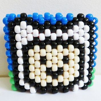 Jake and Finn Kandi Cuff