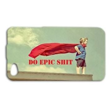Epic Quote Case Cute Funny Phone Cover iPhone New Dream Cool Fun