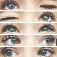 Eyes - image #1061197 by nastty on Favim.com