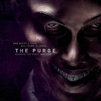 The Purge 11x17 Movie Poster (2013)