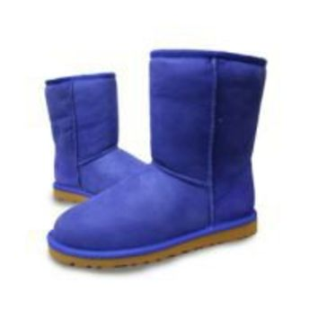 UGG Classic Short Ultramarine Blue 5825 Outlet UK