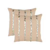 Silvana Pillows-Set of 2