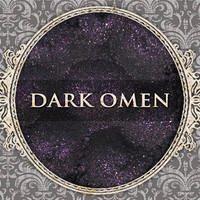 DARK OMEN Sparkle Eye Shadow, Deep Black, Pink Sparkle, Gold Duochrome, Halloween, Loose Powder Eyeshadow, Vegan Makeup, TAT 4-7 Days