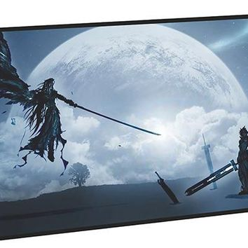 Final Fantasy Cloud Sephiroth kupo  mouse pad gamer 900x400mm notbook mouse mat large gaming mousepad large Rinoa pad mouse PC desk padmouse AT_84_8