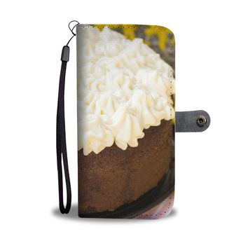 The Cake Phone Wallet Case