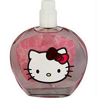 Hello Kitty By Sanrio Co. Edt Spray 3.4 Oz *tester