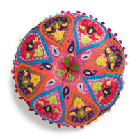 Made In India 16in Round Pillow - Throw Pillows - T.J.Maxx