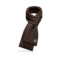 Products by Louis Vuitton: Petit Damier Scarf NM