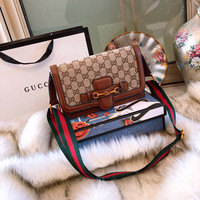 GUCCI GG Womens Shoulder Bag