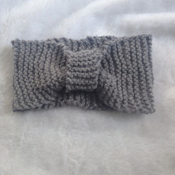Knit Ear Warmer Head Band