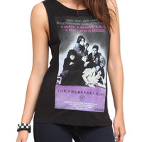The Breakfast Club Poster Girls Tank Top