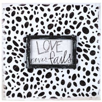Love Never Fails MDF Sign | Shop Hobby Lobby