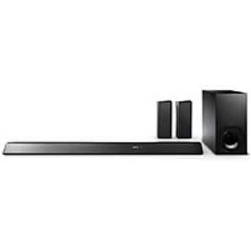 Sony HT-RT5 550 Watts Sound bar With 2 Wireless Rear Speakers