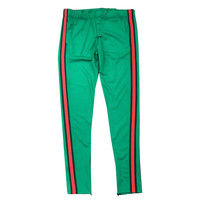 "ByKiy Track Pants ""Italy"" Edition - Green"