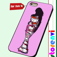 Hello Kitty (2) custom case for smartphone case