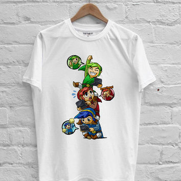 The Legend of Zelda T-shirt Men, Women Youth and Toddler