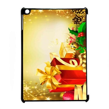 christmas full color for iPad Air CASE *07*