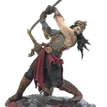 Mcfarlane Monsters Series #3 Faces Of Madness Action Figure - Vlad the Impaler