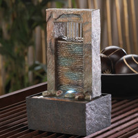Water Fountain - Cascading Water Tabletop