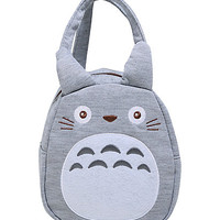 Studio Ghibli My Neighbor Totoro Character Lunch Bag