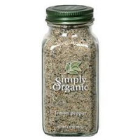Simply Organic Lemon Pepper Certified Organic (6x3.17oz)