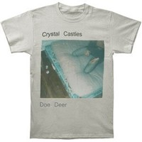 Crystal Castles Doe Deer Slim Fit T-shirt