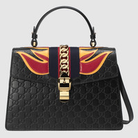Gucci Sylvie Gucci Signature bag