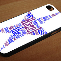 The Fault in Our Stars for iphone 4/4s, iPhone 5/5c/5s.Samsung galaxy S3,S4,S5 , color Black and White